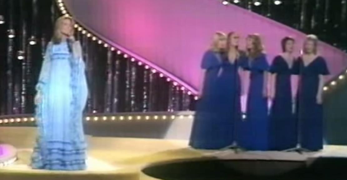 olivia newton john eurovision