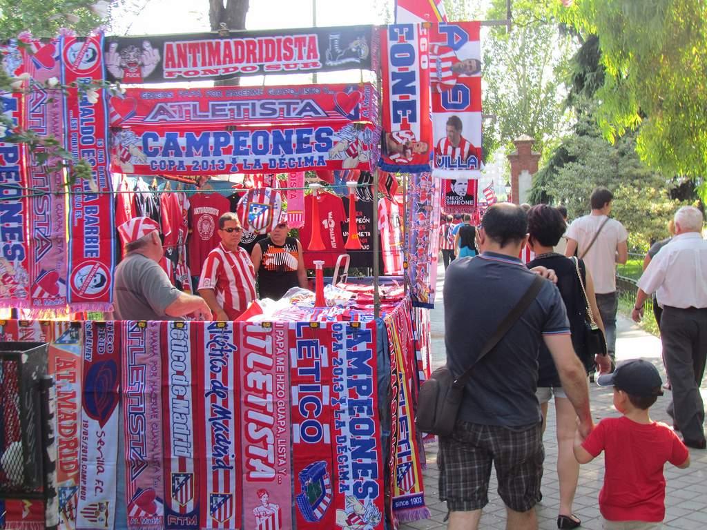 Una docena de razones para ir a ver al Atlético de Madrid