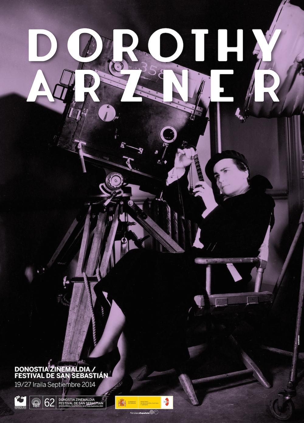 Cartel Dorothy Arzner
