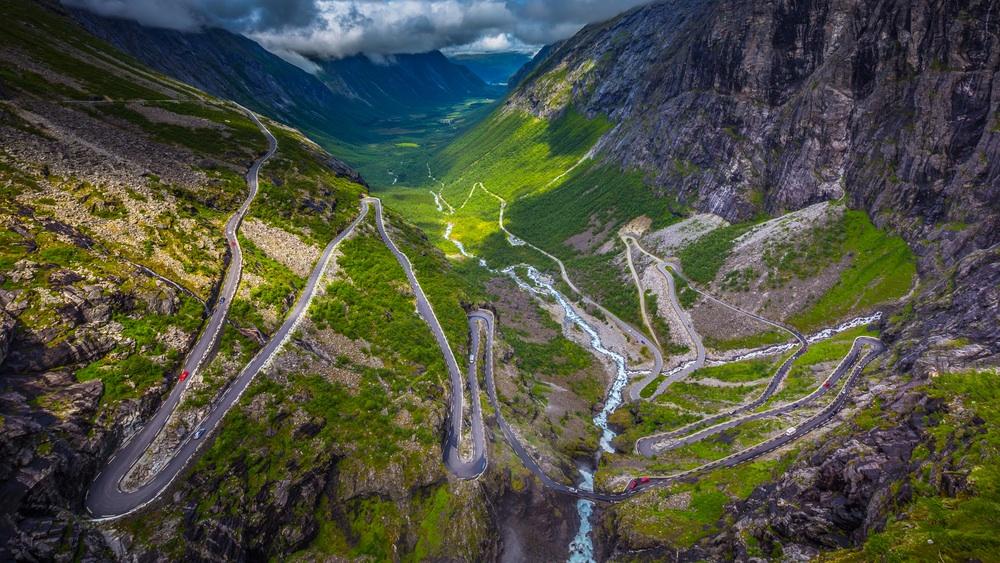 Una docena de las carreteras más peligrosas del mundo