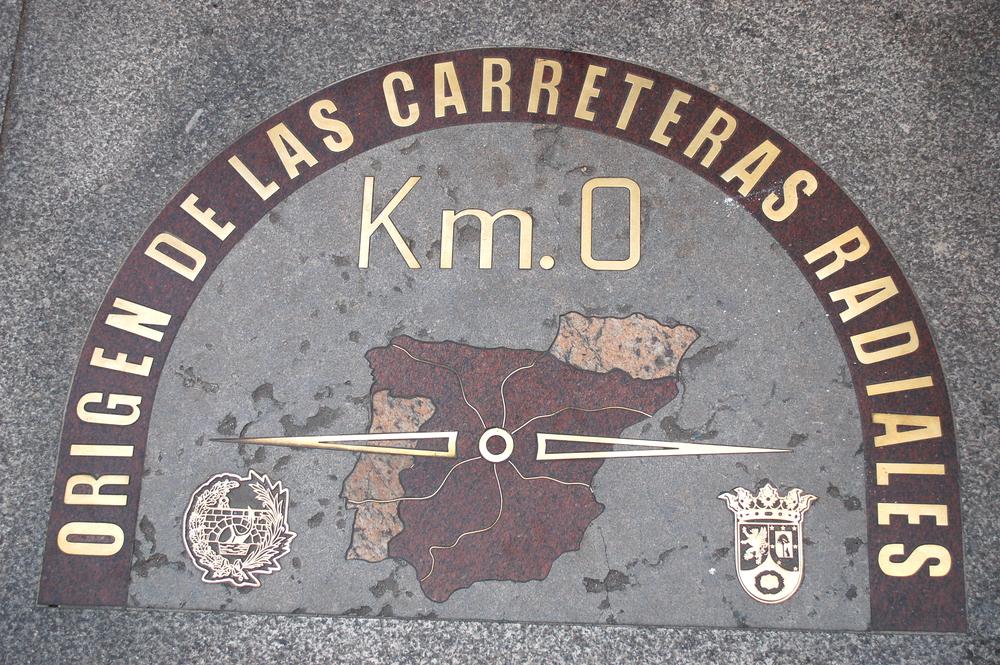 kilometro cero madrid