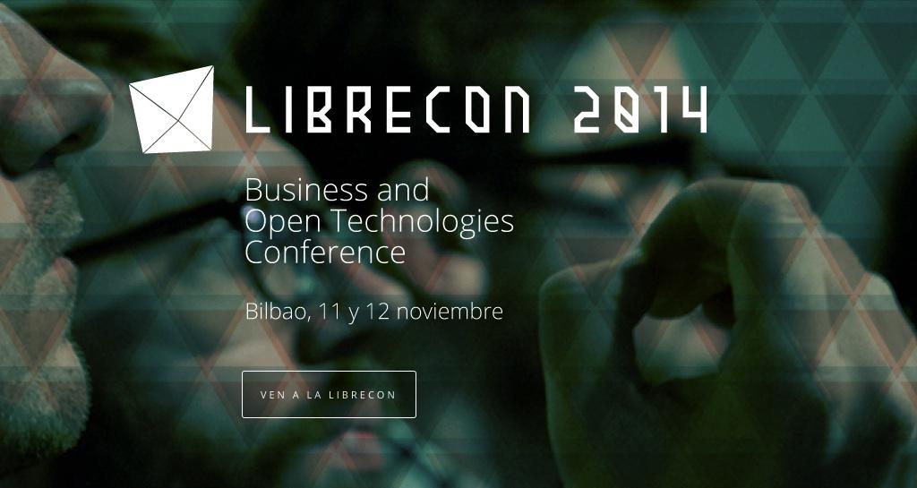 Una docena de razones para asistir a la Conferencia LibreCon 2014 en Bilbao