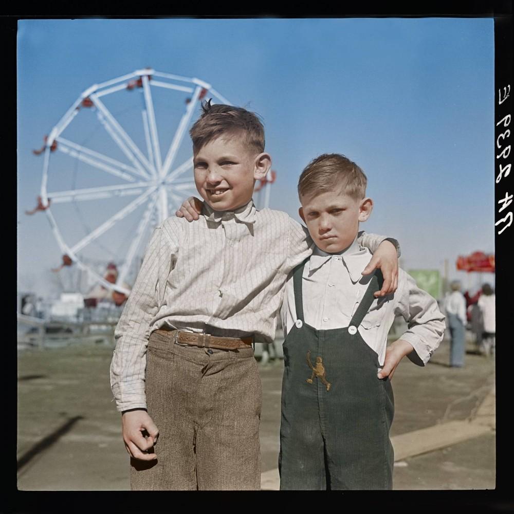 farm boys 1936