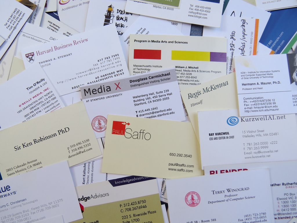 oldishbusinesscards